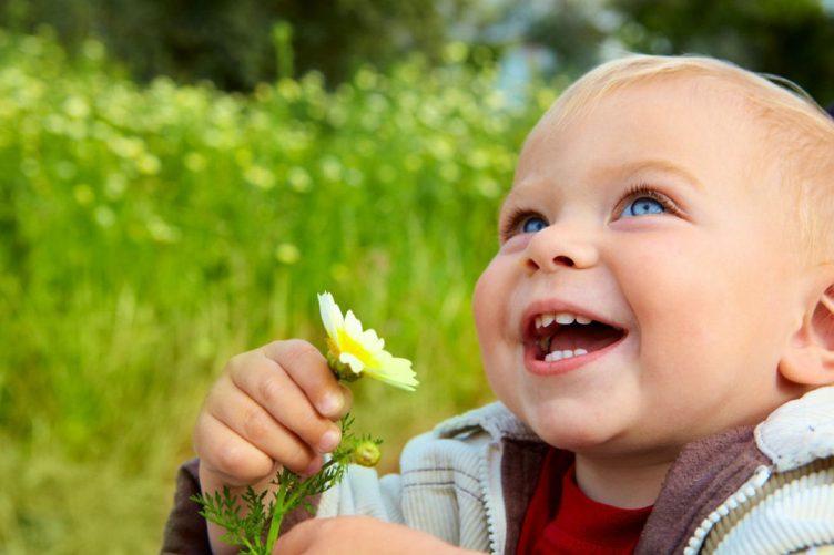 радость в детстве