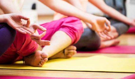 Практика расслабления тела