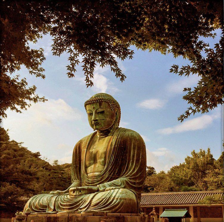 чистое видение, Будда