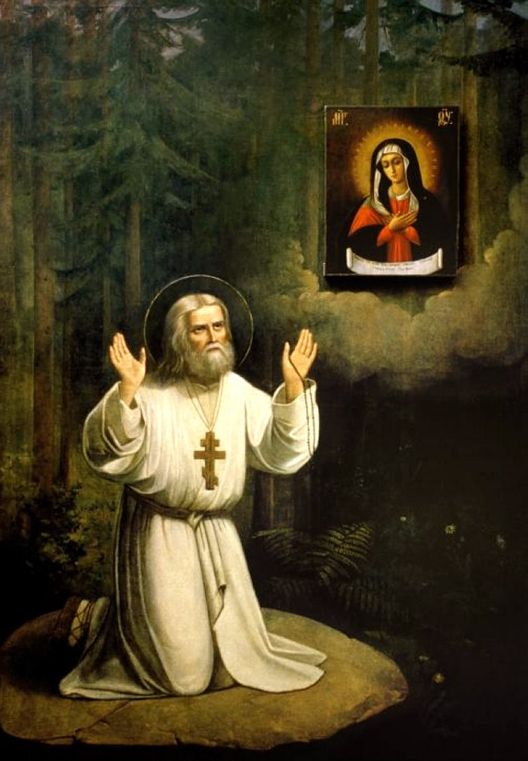 Серафим Саровский - наставления